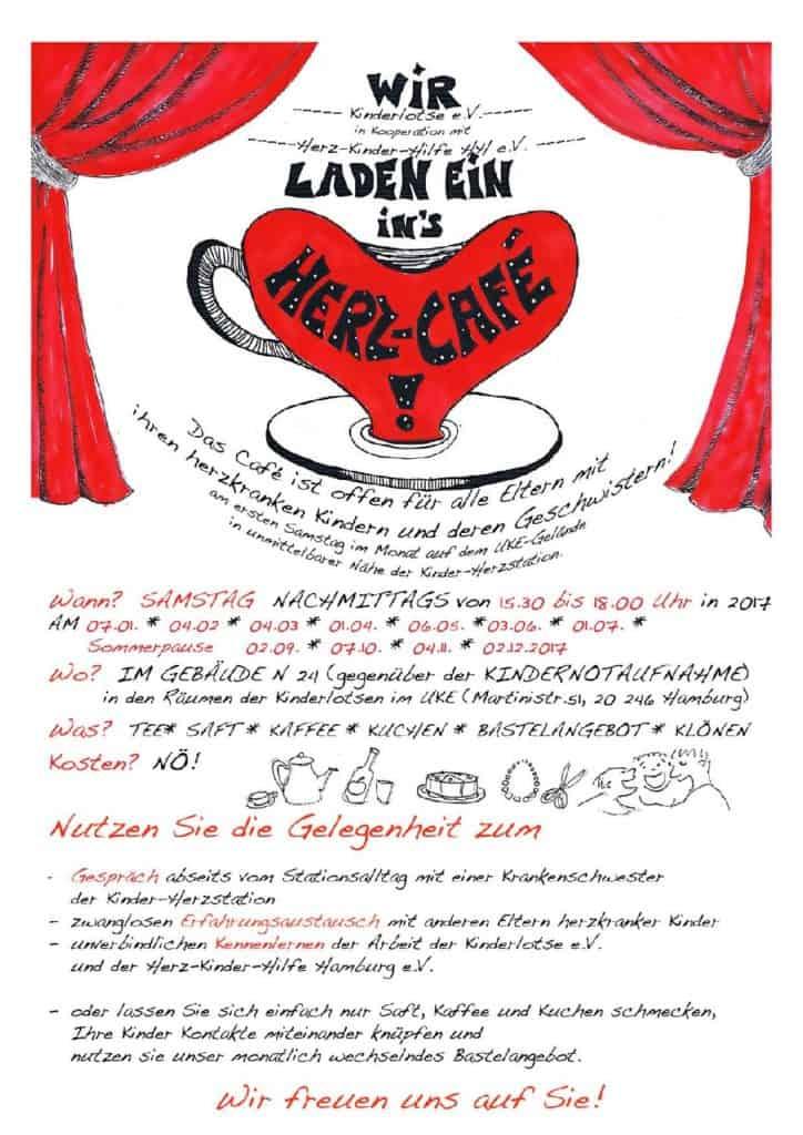 herz-café im oktober - herz-kinder-hilfe hamburg e.v., Einladung