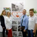 neue Roll-Ups der Herz-Kinder-Hilfe Hamburg e.V.
