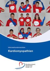 Broschuere Kardiomyopathie