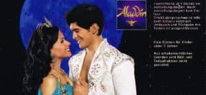 Aladdin - ein magischer Nachmittag
